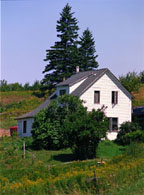 William and Joanna Gamblin Original Homestead in 2001
